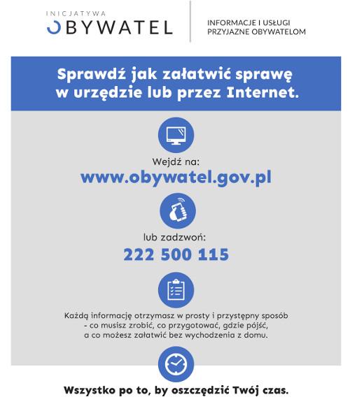 Inicjatywa obywatel.gov.pl