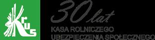 Logo - 30 Lat KRUS
